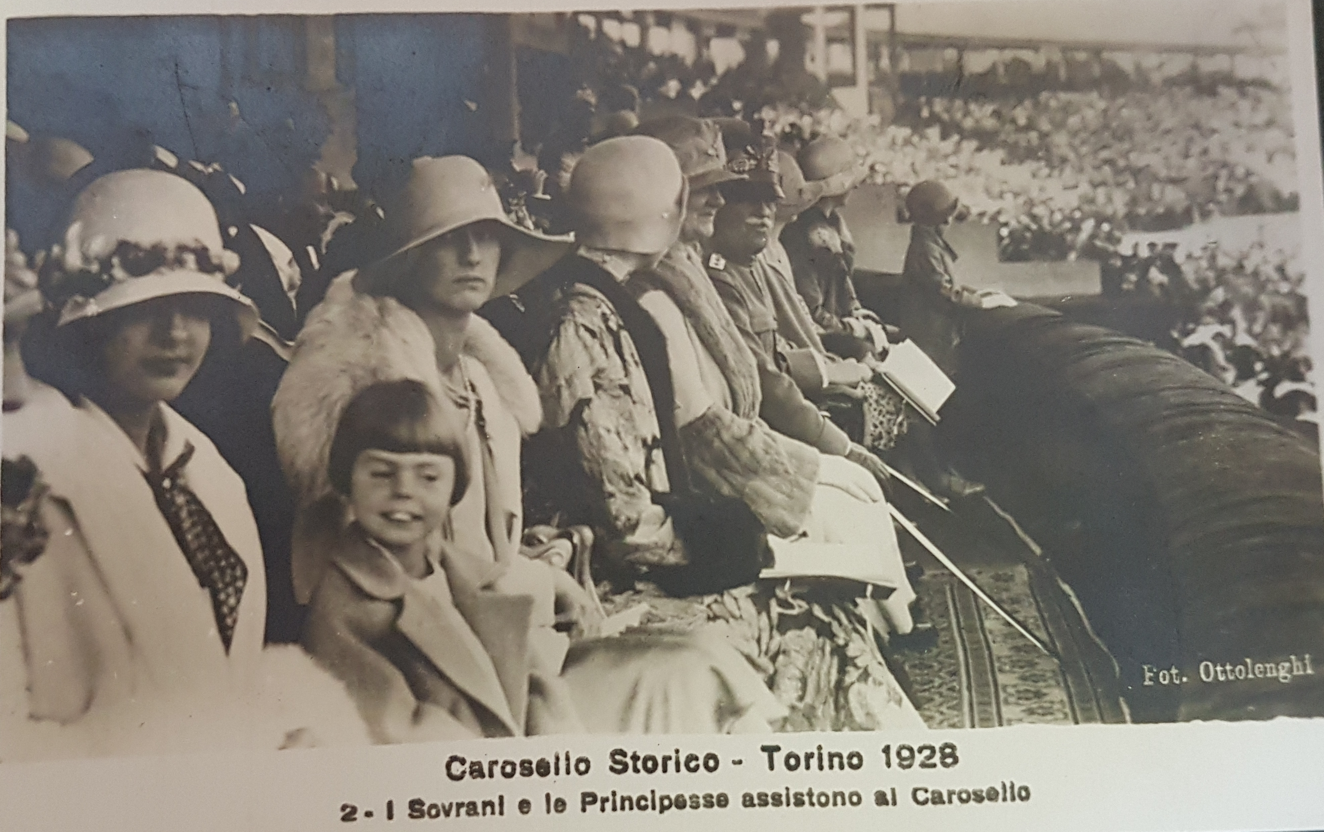 Carosello storico di Torino giugno 1928.