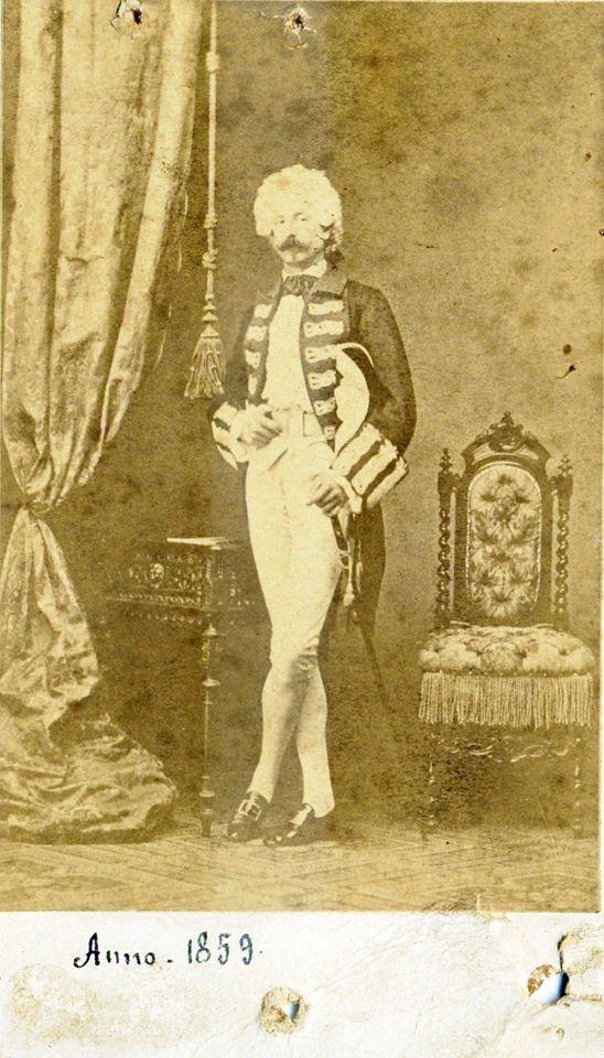 I Granatieri 1850-1859