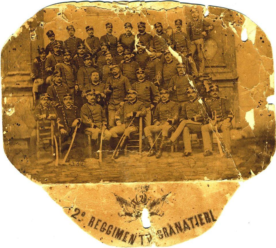 I Granatieri 1870