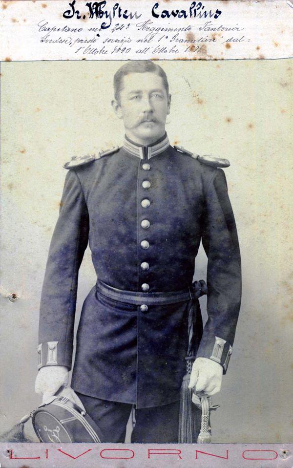 S. Ten. Cavallino 1890