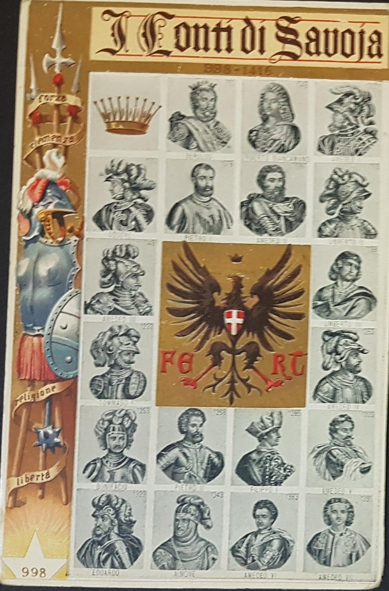 II Conti di Savoia