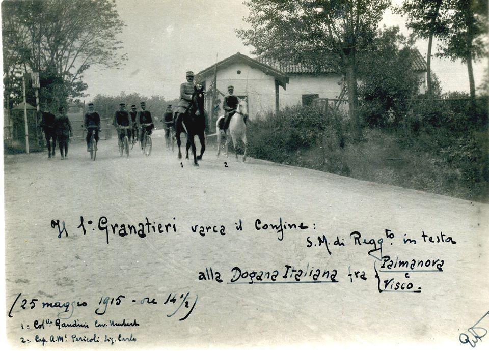 25 maggio 1915 ore 1430