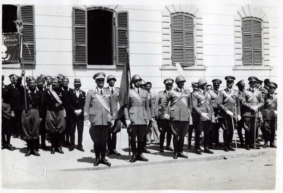 Festa della Bandiera 30 maggio 1938