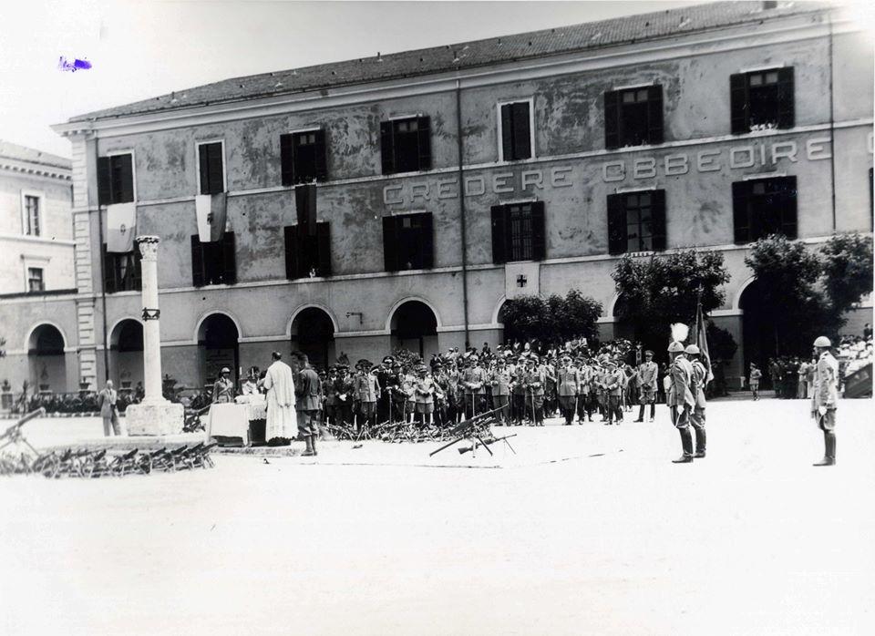 Caserma Manara anni 30