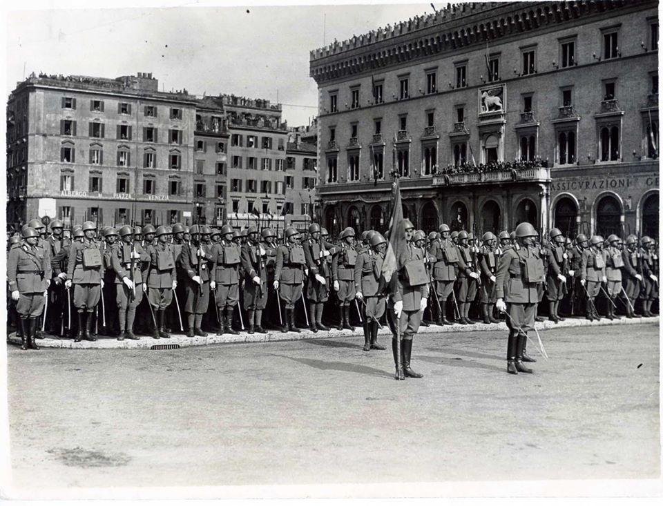 1 marzo 1936 ai Caduti di Adua