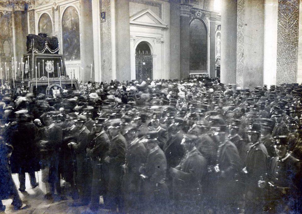 Duca di San Pietro 1910