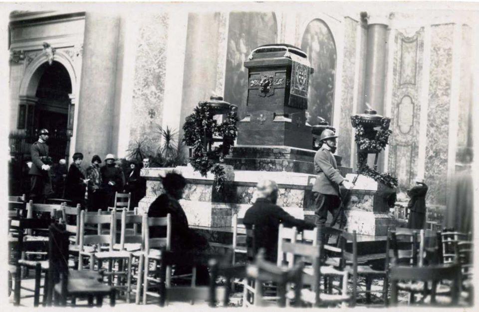 Duca di San Pietro - 1926 .